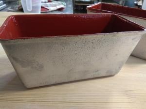 Форма Л10 просиликоненная, 1 кг для выпечки хлеба, кексов, ромовых баб и т.д.