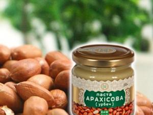 Паста (урбеч) арахисовая, 200г