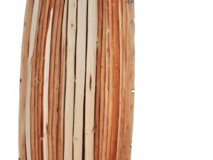 Корзина для расстойки теста из лозы овальная 1,0 кг