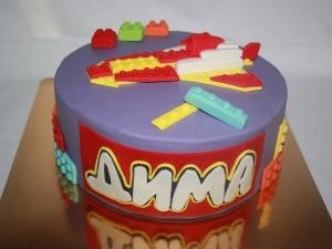 Торты детские (цена за 1 кг)