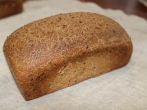 Хлеб спельтовый со льном 700 гр