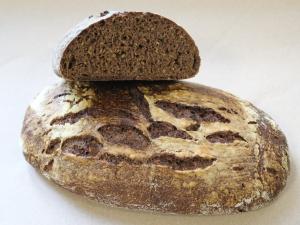 """Хлеб ржаной с черносливом """"Старый город"""", 1 кг"""