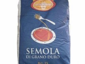 Мука из твердых сортов пшеницы Семола
