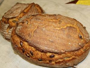 Ржано-пшеничный с семечками тыквы 500