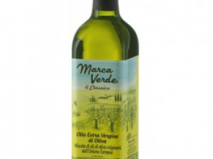 """Оливковое масло экстра вирджин """"Marca Verde"""" Olearia del Chianti 0.75л"""