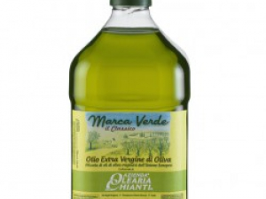 """Оливковое масло экстра вирджин """"Marca Verde"""" Olearia del Chianti 2л"""
