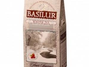 Чай черный Basilur Четыре сезона Зимний картон 100г