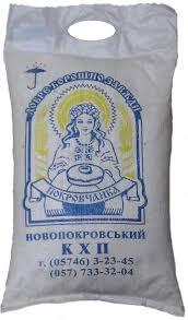 Мука пшеничная высший сорт Новопокровский КХП, 1 кг