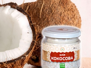 "Масло из кокоса ""Ecoliya"" 180мл"