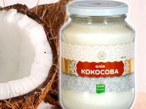 "Масло из кокоса ""Ecoliya"" 450мл"