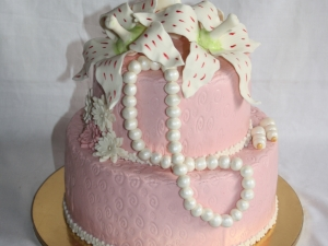 Торты свадебные (цена за 1 кг)