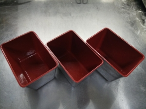 Форма Л11 просиликоненная, 0,5 кг для выпечки хлеба, кексов, ромовых баб и т.д.