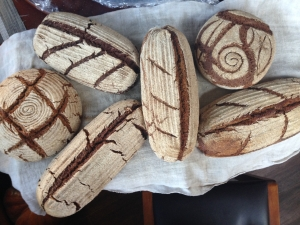 Хлеб ржаной цельно-зерновой 500 гр