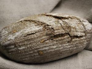 Ржано-пшеничный с семечками тыквы 1000