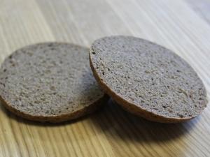 Булочки ржаные цельно-зерновые, 85г