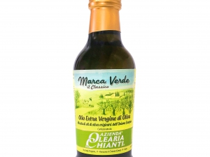 """Оливковое масло экстра вирджин """"Marca Verde"""" от Olearia del Chianti 0,25л"""