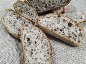 Хлеб льняной, 1 кг