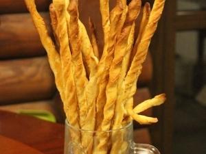 Хлебные палочки Гриссини 500гр