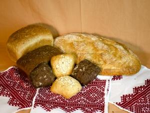Хлебная корзина из 5 видов хлеба