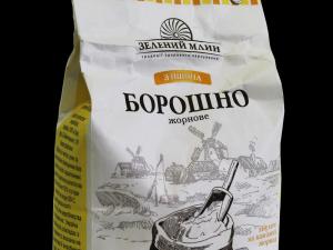"""Зелений Млин"" Мука пшонная 0,5 кг"