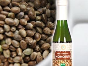 "Масло из семени конопли ""Ecoliya"" 200мл"