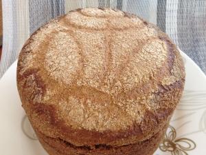 Хлеб пшеничный цельнозерновой 1000гр